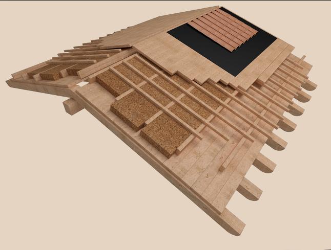 come impermeabilizzare un tetto di legno