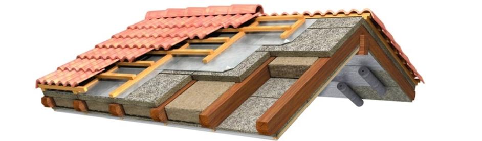 Isolamento per tetti in legno for Tetti in legno particolari costruttivi
